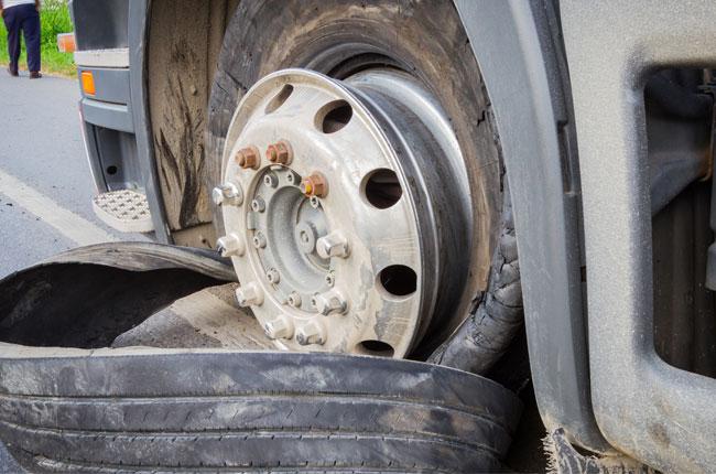 Mobile Semi Tire Repair